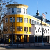 Children Entertainment complex on Yaroslav the Wise st. in Bila Tserkva